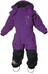 Isbjörn Kids Penguin Winter Jumpsuit Royal